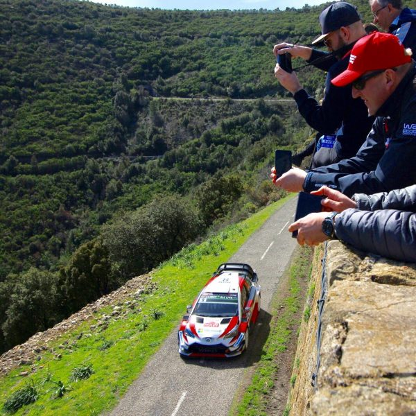 WRC CORSE 2019 1 600
